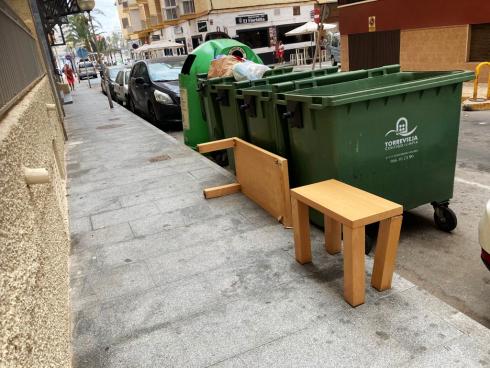Torrevieja Rubbish 2