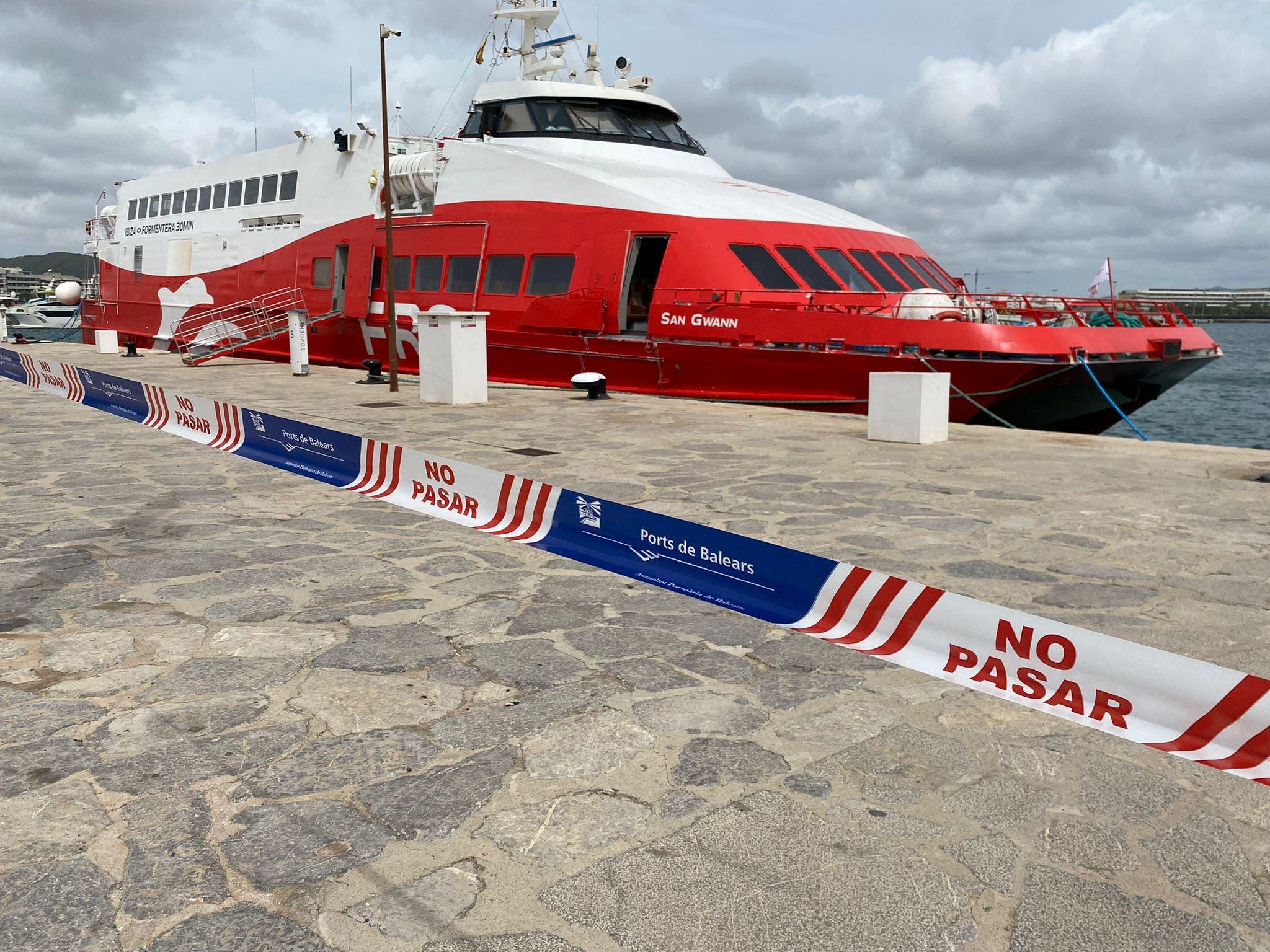 Ferry Ibiza
