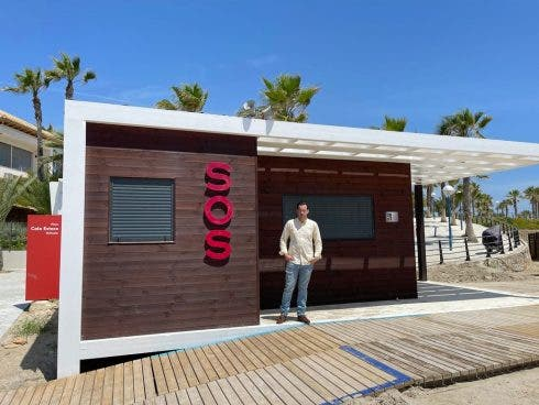 Antonio Sánchez, Concejal De Playas