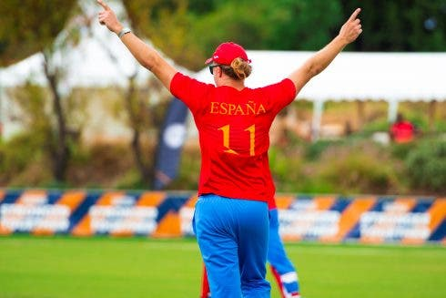 Cricket Spain 2
