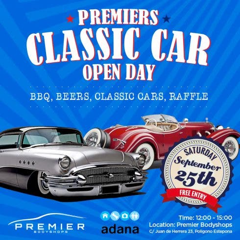 Classic Car Show Final