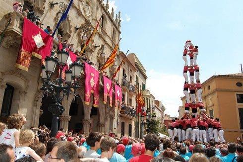 Credit Kevin Rodriguez Ortiz Wikicommons Castellers Terrassa Barcelona