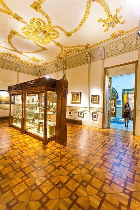 Hash Marihuana Hemp Museum Barcelona Interior A