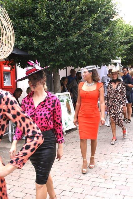 Hat Parade In Arta