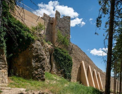 Morella Castle 1