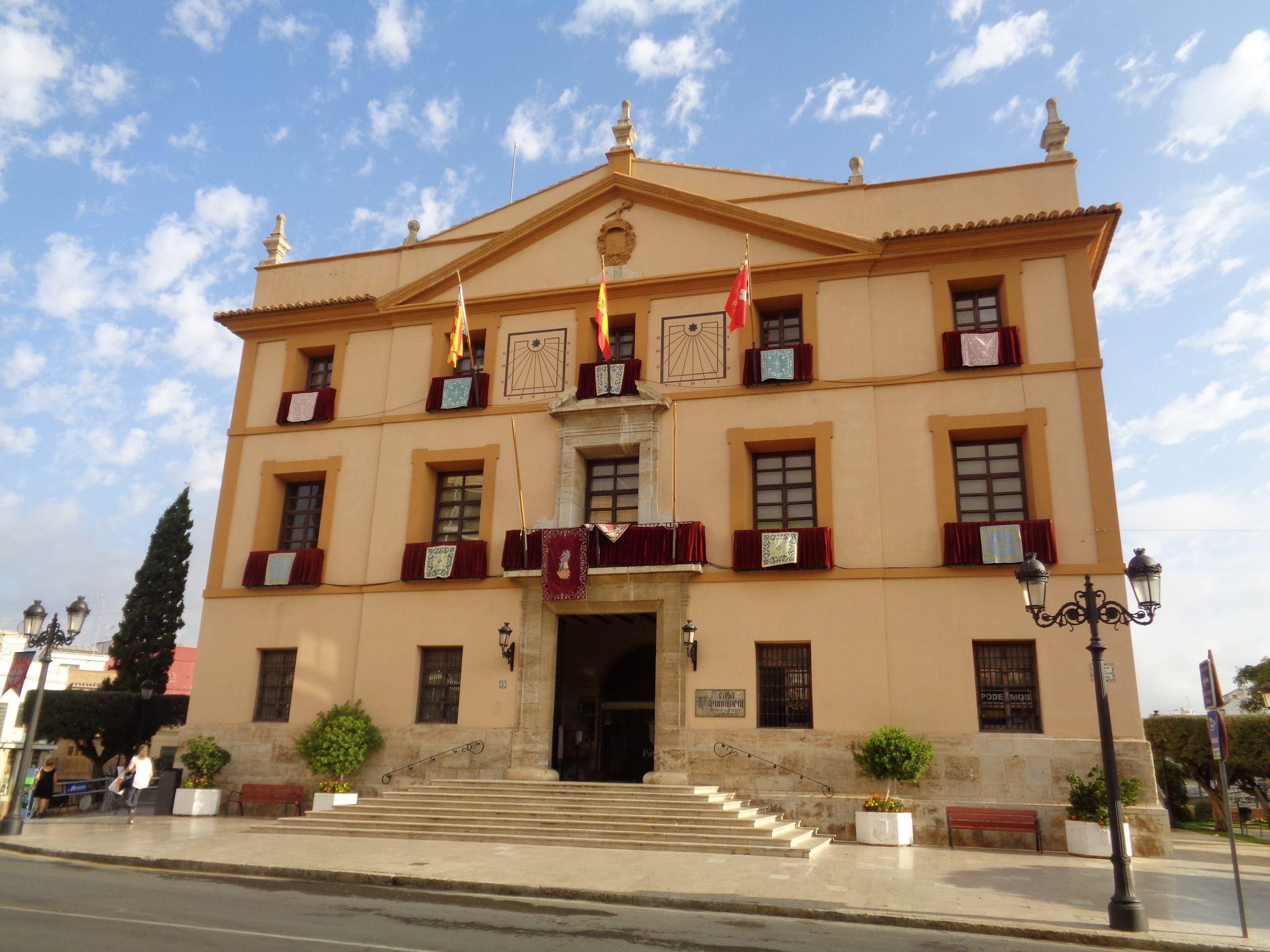 Paterna Town Hall