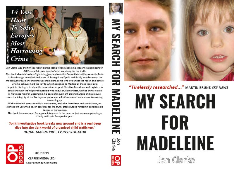 My Search for Maddie