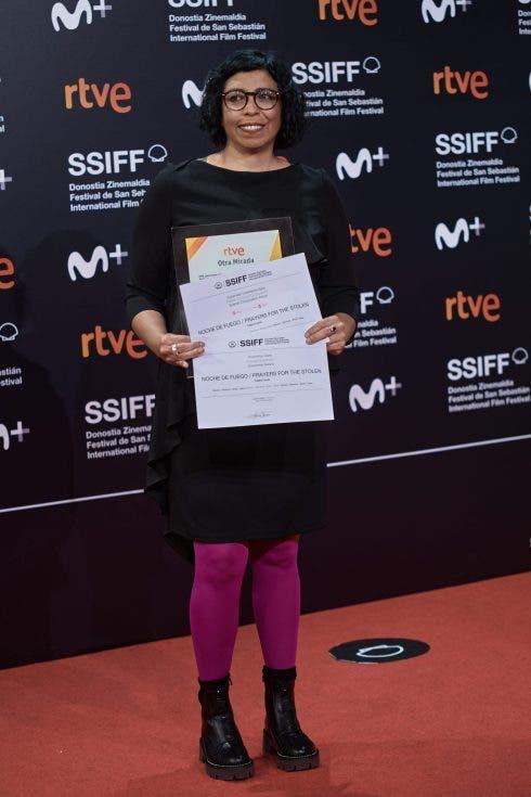 Red Carpet Of The Closing Gala Of The 69th San Sebastian Film Festival
