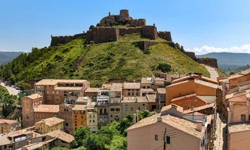 Castle Cardona Photo Jorge Franganillo