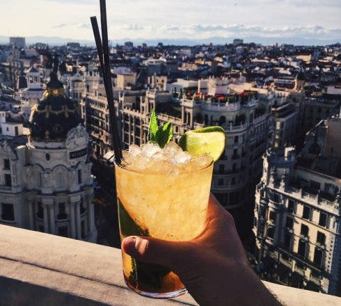 Drinks In Madrid