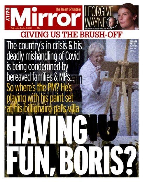 Mirror Boris Benahavis